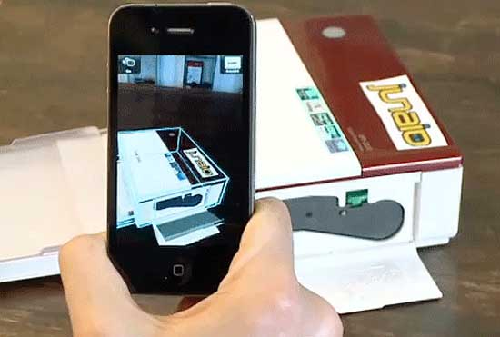 Augmented Reality Instruction Manual