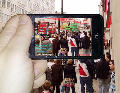 Augmented Reality Phone