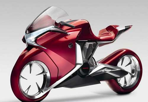 Honda Future Motorcycle