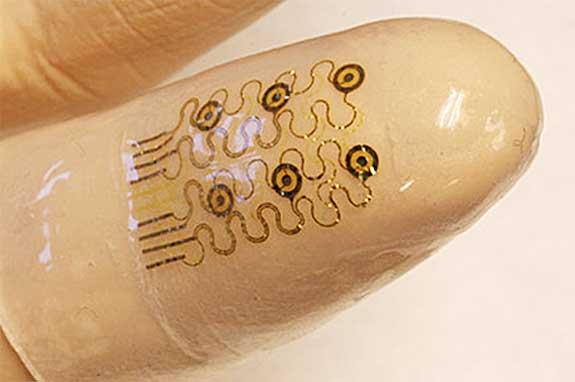 Smart Fingertips
