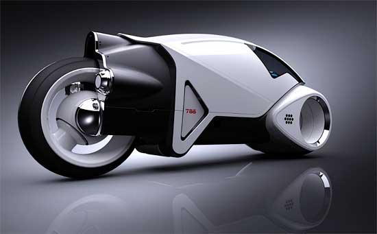 Tron Motorcycle