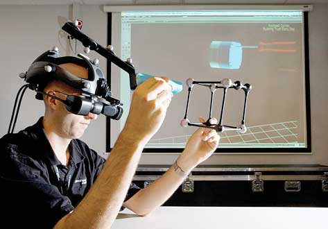 Virtual Reality in Science Lab