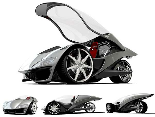 Hawk Future Car