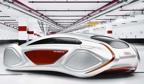 Audi Future Car