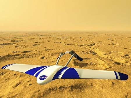 Mars Airplane