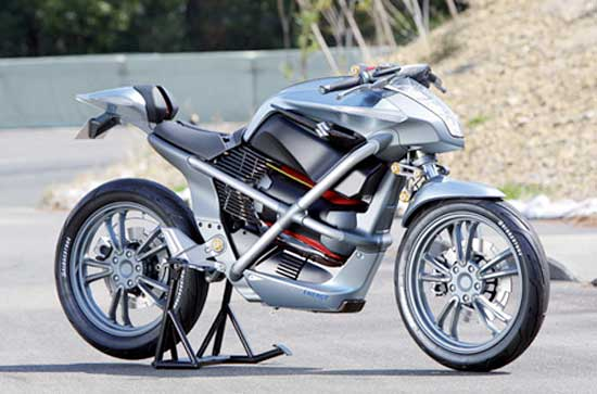 Future Motorcycle